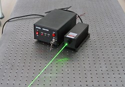 Picture of 500~1000mW 532nm SLM Laser