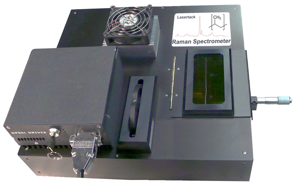 Picture of Raman Spectrometer