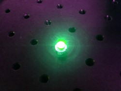 Picture of 100mW 520nm Laserdiode