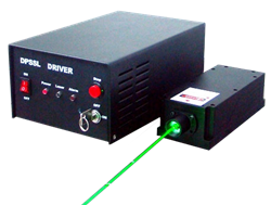 Picture for category DPSS Lasers