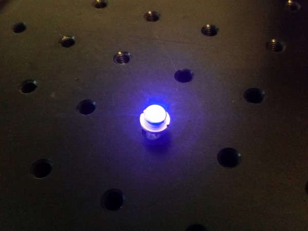Picture of 100mW 450nm Laser Diode