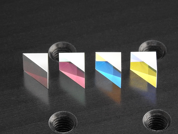 Picture of Dielectric coated surface mirror prisms
