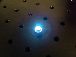 Picture of 50mW 480nm Laser Diode