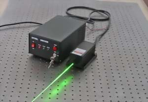 Picture of 400-1200mW DPSS Laser