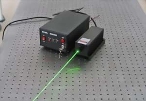 Picture of 1500-3000mW DPSS Laser