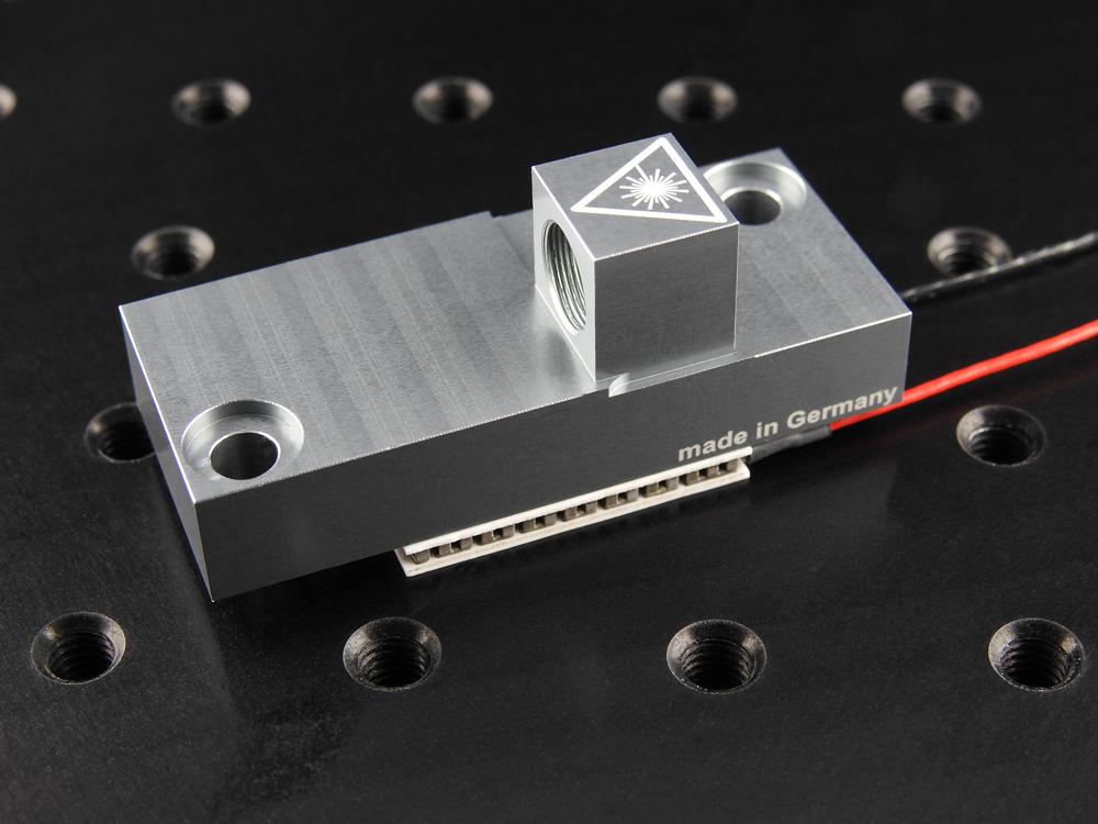Lasertack New Laser Generation Peltier Element Zur