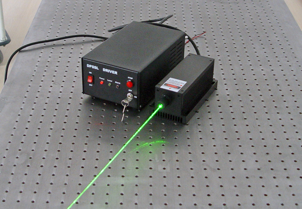 Lasertack New Laser Generation 500 1000mw 532nm Slm Laser