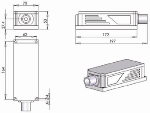 Lasertack New Laser Generation 400 1500mw 532nm