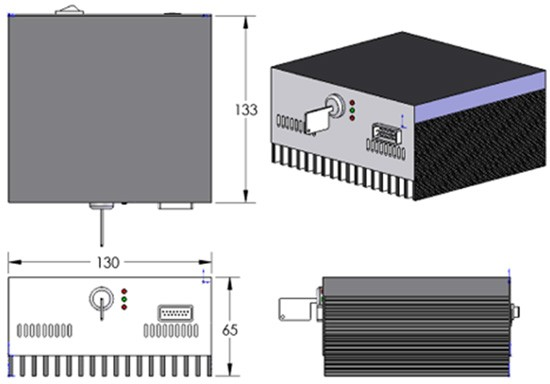 Lasertack New Laser Generation 1 200mw 532nm Slm Laser